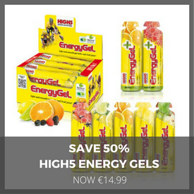 Cycling Energy Gels