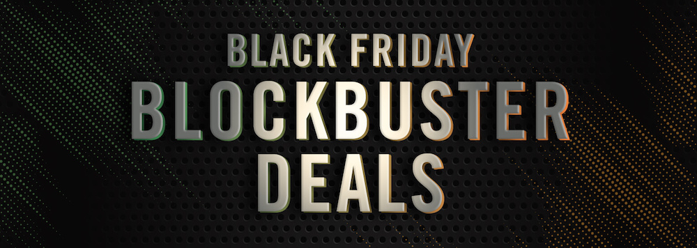 Black Friday Exclusive Offers