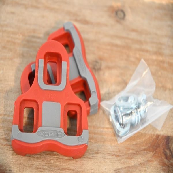 Favero Assioma Red Cleats